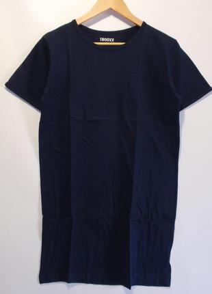 Хлопковая футболка мужская футболки хлопок trooxx, р. s