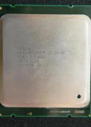 Процессор, ЦП, CPU Intel Core i7 3930K (LGA 2011, X79)