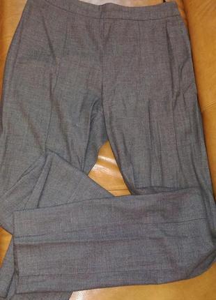 Брендовые брюки с высокой посадкой