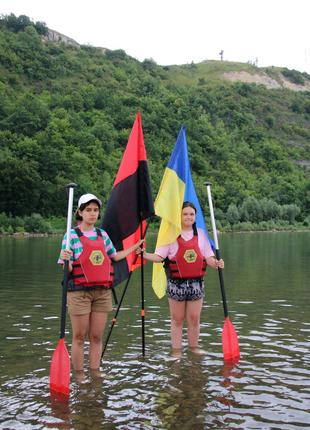 Дністровський каньйон сплави річкою Дністер