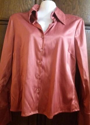 Блуза-офисная   hennes- от h.m--40р         распродажа