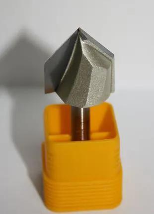 Фреза для резки всевозможных пластиков ПВХ и акрила, а также оргс
