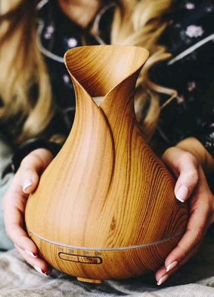 Увлажнитель воздуха, ваза.