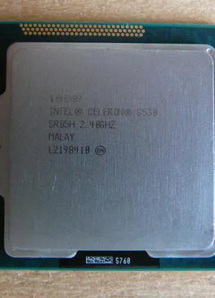Процессор Intel Celeron G530 (LGA socket 1155)