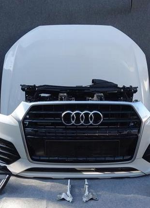 Разборка Audi Q3 б/у запчасти