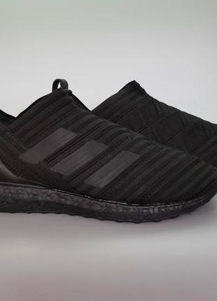 Кроссовки kith x adidas nemeziz tango 17.1 ultra boost black о...