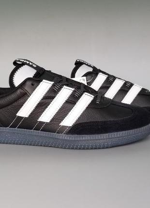 """Кроссовки оригинал adidas originals samba og ms """"core black"""" a..."""
