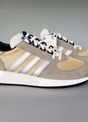"""Кроссовки оригинал adidas originals marathon tech boost """"trace..."""