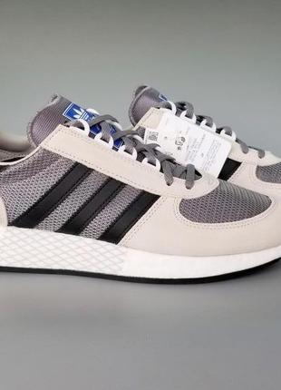 """Кроссовки оригинал adidas originals marathon tech boost """"clear..."""