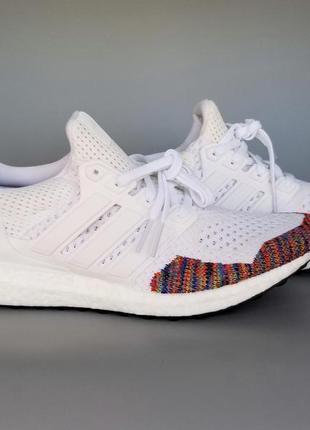 "Кроссовки оригинал adidas ultra boost 1.0 ltd ""white/multicolo..."
