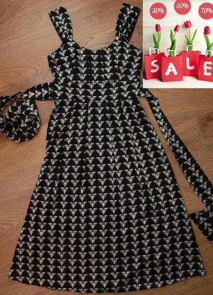 Платье сарафан woolworth 34-36р.
