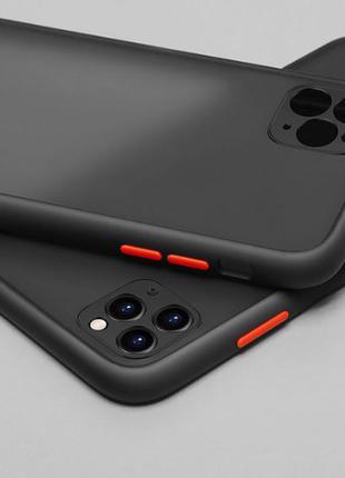 Защитный бампер, чехол для iPhone 11, 11 Pro Max, XR XS Max X 8 7