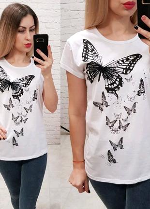 Молодёжные футболки 42-48р Турция