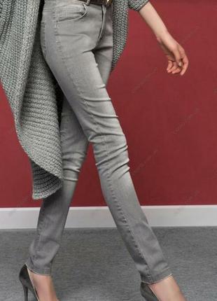Брюки джинсы джегинсы стрейч имитация варенки -s.oliver--12 14...