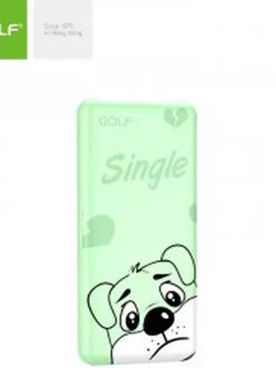 "Внешний аккумулятор Power Bank ""Golf G56"" 10000mAh Cartoon Patter"