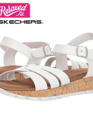 Сандалии босоножки Skechers Footsteps 9US 40EU 26,5см с Luxe Foam
