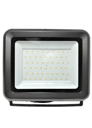 LED прожектор уличный 50Вт 4750Лм 6000К IP65 гарантия 2 года