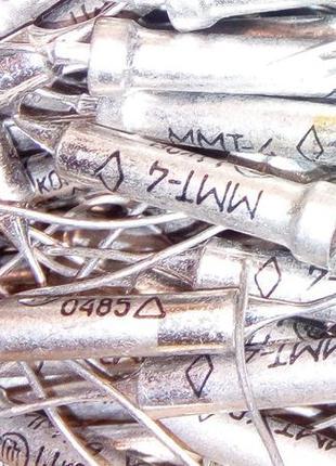 Терморезистор ММТ-4, 1,1 кОм применяется в ДУТ ДОТ