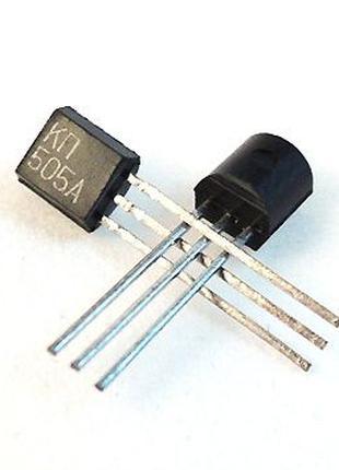 КП505А, кремниевые полевые N-канальные