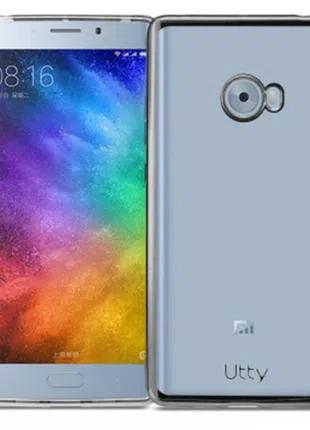 Чехол Utty для Xiaomi Mi Note 2 Electroplating Case