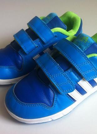 Комфортные кроссовки adidas 👟 размер 26-27 { 17 см } оригинал ❗❗❗