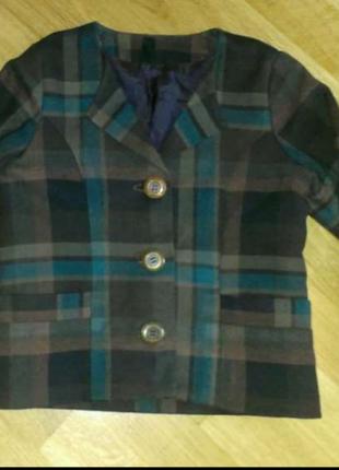 Школьный пиджак на девочку 1-2, 3-4 класс