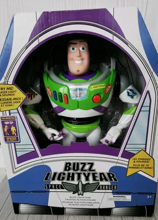 Интерактивный Bazzi Lightyear от Disney