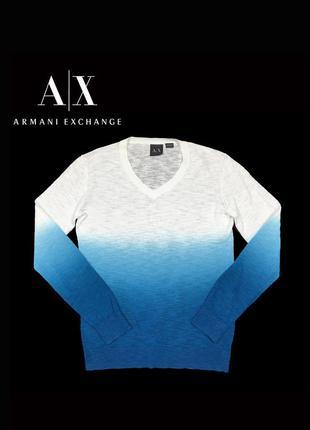 Кофта armani exchange