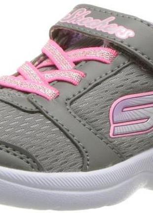 Фирменные кроссовки skechers skech-stepz, размер 11 us