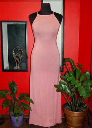 Boohoo! обтягивающее летнее платье-сарафан  с вырезами на талии