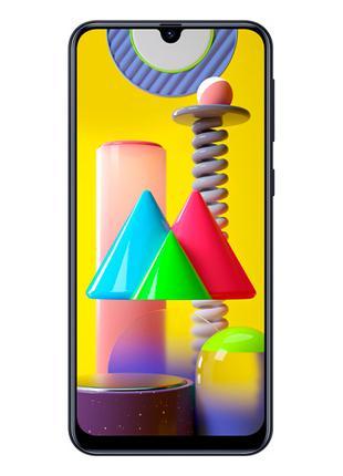 Дисплей AMOLED в рамке для Samsung SM-M315 Galaxy M31 оригинал