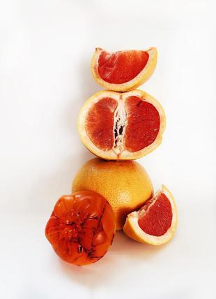 Натуральное мыло ручной работы с маслом грейпфрута и витаминам...