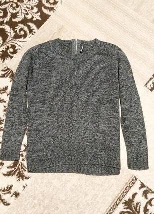 Уютный теплый свитерок