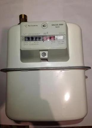 Газовый счётчик Gallon 2000