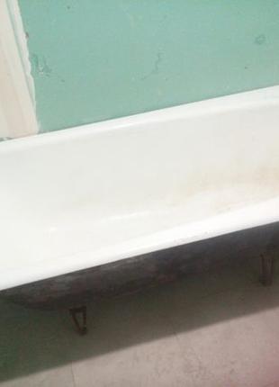 Ванна чугунная нормальная