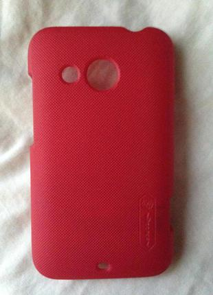 Чехол Nillkin HTC Desire 200 - Super Frosted Shield Red