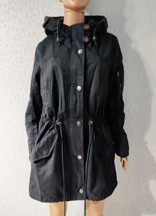 Классная куртка парка, куртка демисезон