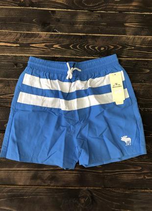 Пляжные шорты abercrombie & fitch