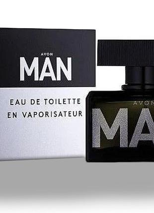 Туалетна вода Avon Man