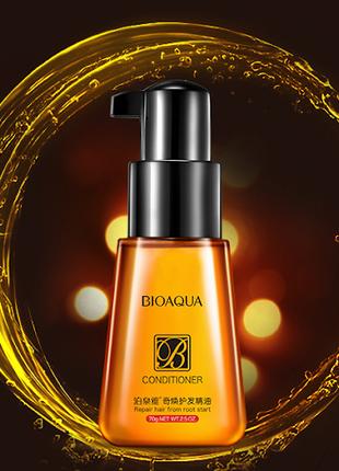 Восстанавливающее масло-кондиционер BioAqua для волос