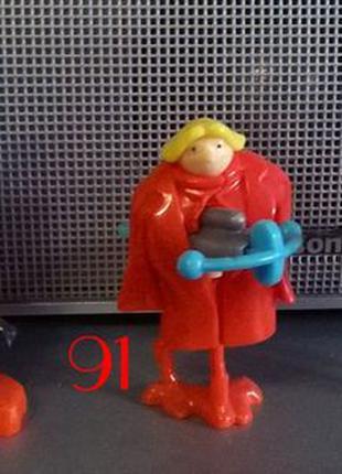 Игрушки из Киндер Сюрприз (Kinder Surprise) 100 шт