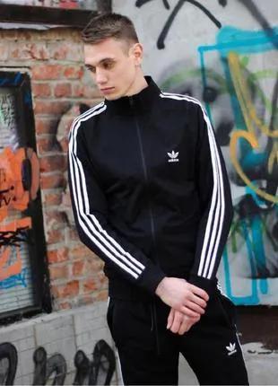 Скидка 40% Мужской спортивный костюм Адидас .AdidasМужской костюм