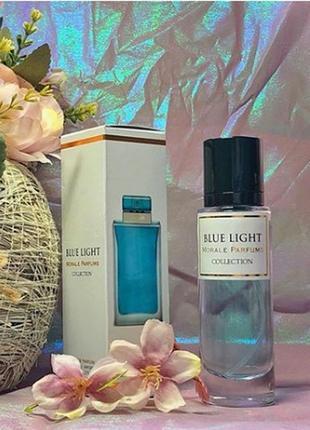 Парфюмированная вода для женщин версия dolce & gabbana light blue