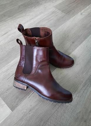 Timberland ботинки - челси оригинал женские р.37
