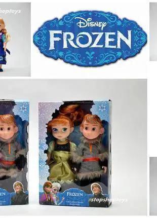 """Куклы """"Frozen"""" """"Холодное сердце"""". Эльза и Анна. Кристофф."""