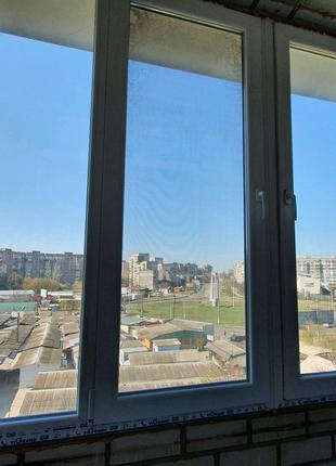 Б/У металлопластиковые окна, цена договорная