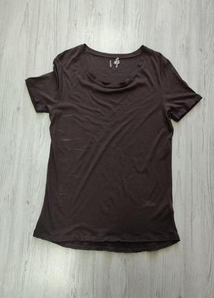 Распродажа до 30 июня 🔥 мужская футболка в шоколадном цвете