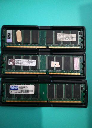 Оперативная память ddr3, ddr2 для стандартных пк и ноутбуков