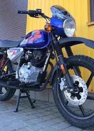 продам новый мотоцикл Bajaj Boxer 150X BM150X
