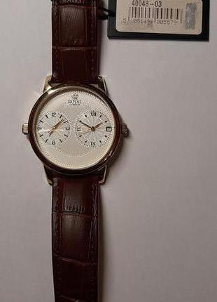 Годинник чоловічий наручний кварцевий Royal London 40048-03